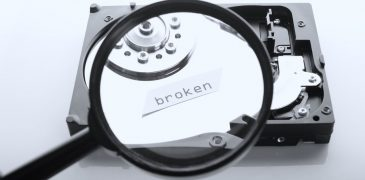 What does it mean when hard drive making noise